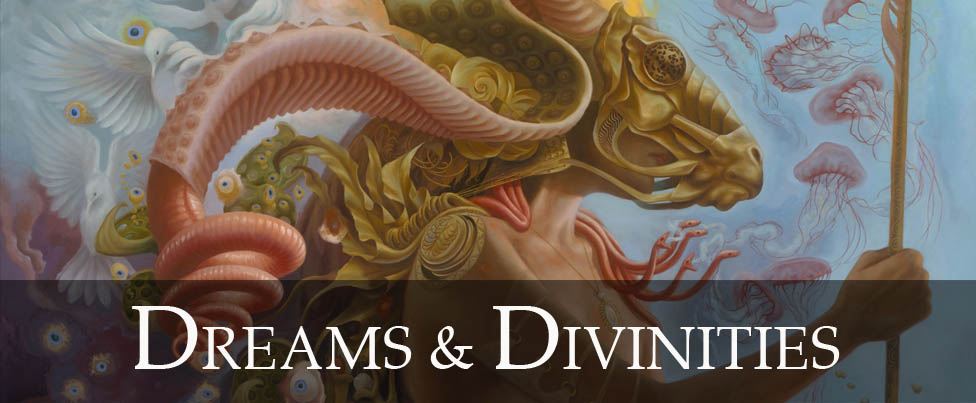 DREAMS AND DIVINITIES - TRAVELLING GROUP SHOW