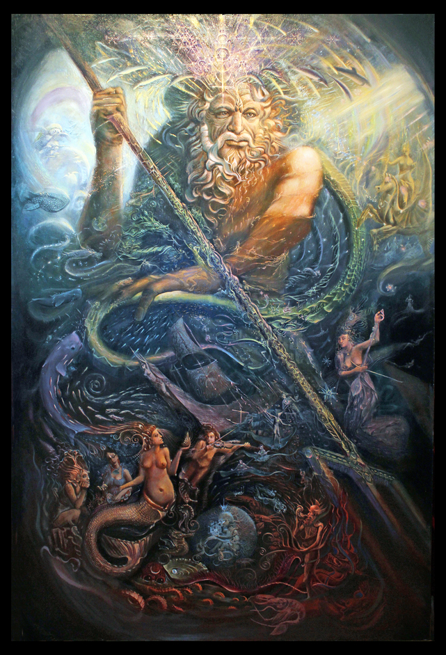 Will of Neptune - Neptune in Pisces by Kuba Ambrose