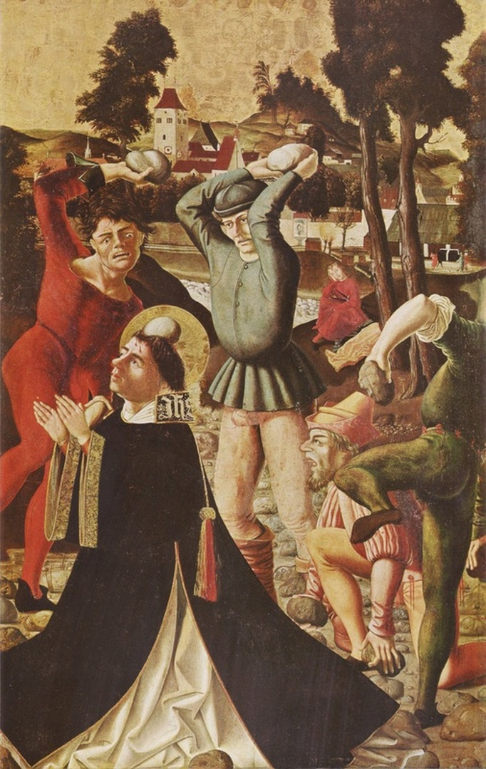The Stoning of St. Stephan, 1506